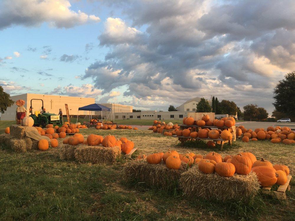 Stonebridge UMC Pumpkin Village