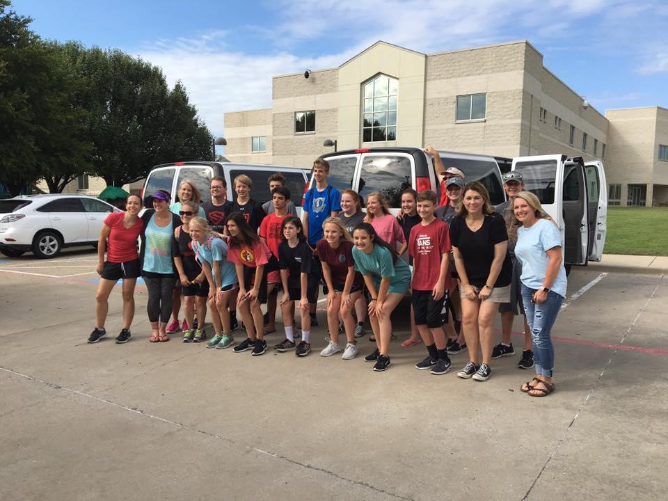 Youth Trip Van