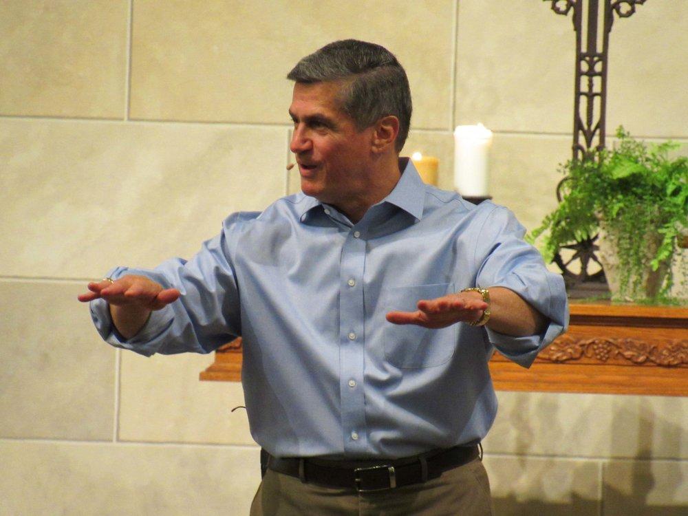 Rev. Jeff Lust Senior Pastor