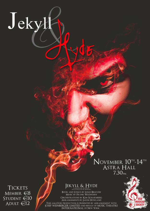 Jekyll & Hyde, November 2015