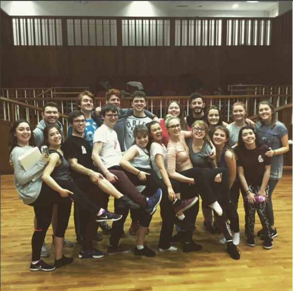 The cast, orchestra and production team are nearly finished the 8 day bootcamp for In The Heights and it is already looking phenomenal. We really cannot wait to see what they bring to Astra Hall come February 28th! #ItWontBeLongNow