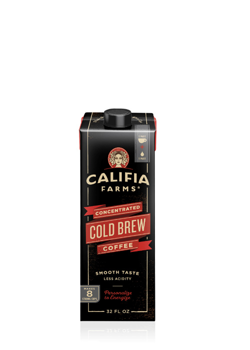 CONCENTRATED COLD BREW