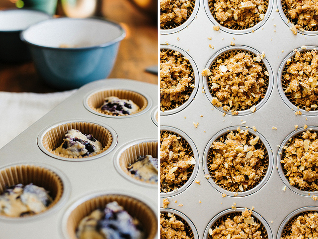 Image: Califia Farms - Blueberry Muffins