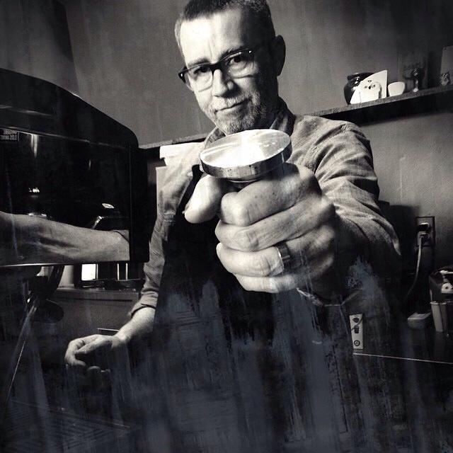 Image: Jon Stovall, lead barista and trainer at Cognoscenti