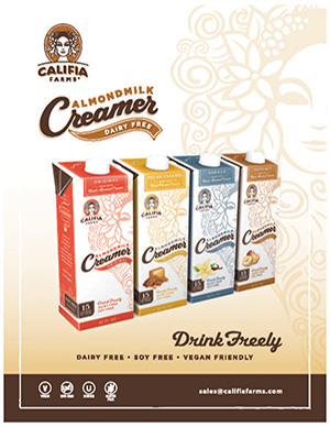 Almondmilk Creamers