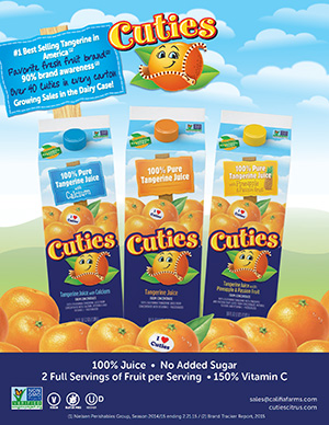 Cuties Juice - 64oz