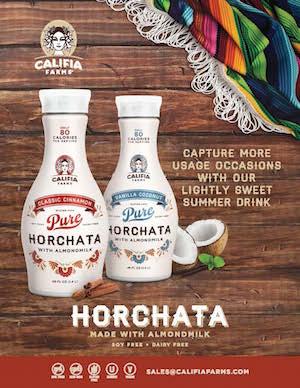 Horchata - 48oz