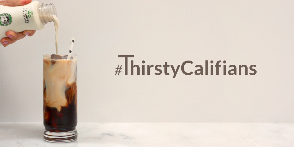 Image: Califia Farms -#ThirstyCalifians photo project