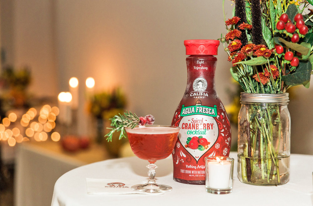 Califia Cranberry Sauce