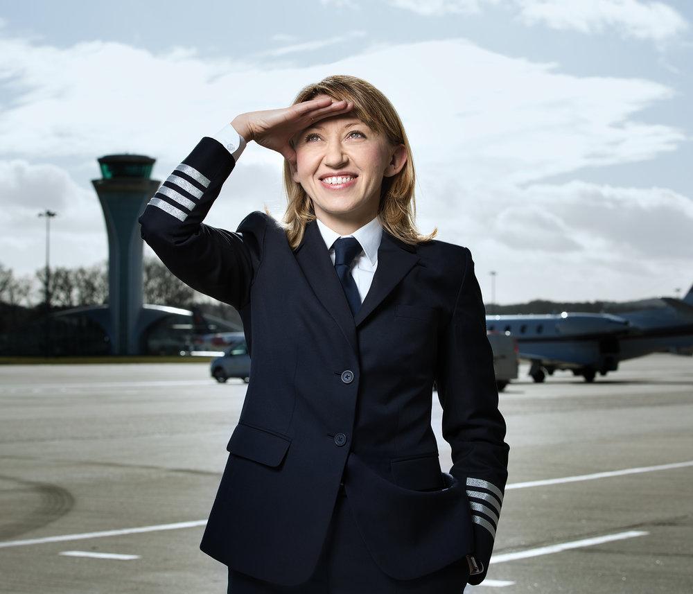 Izabela Lechowicz \ Pilot.