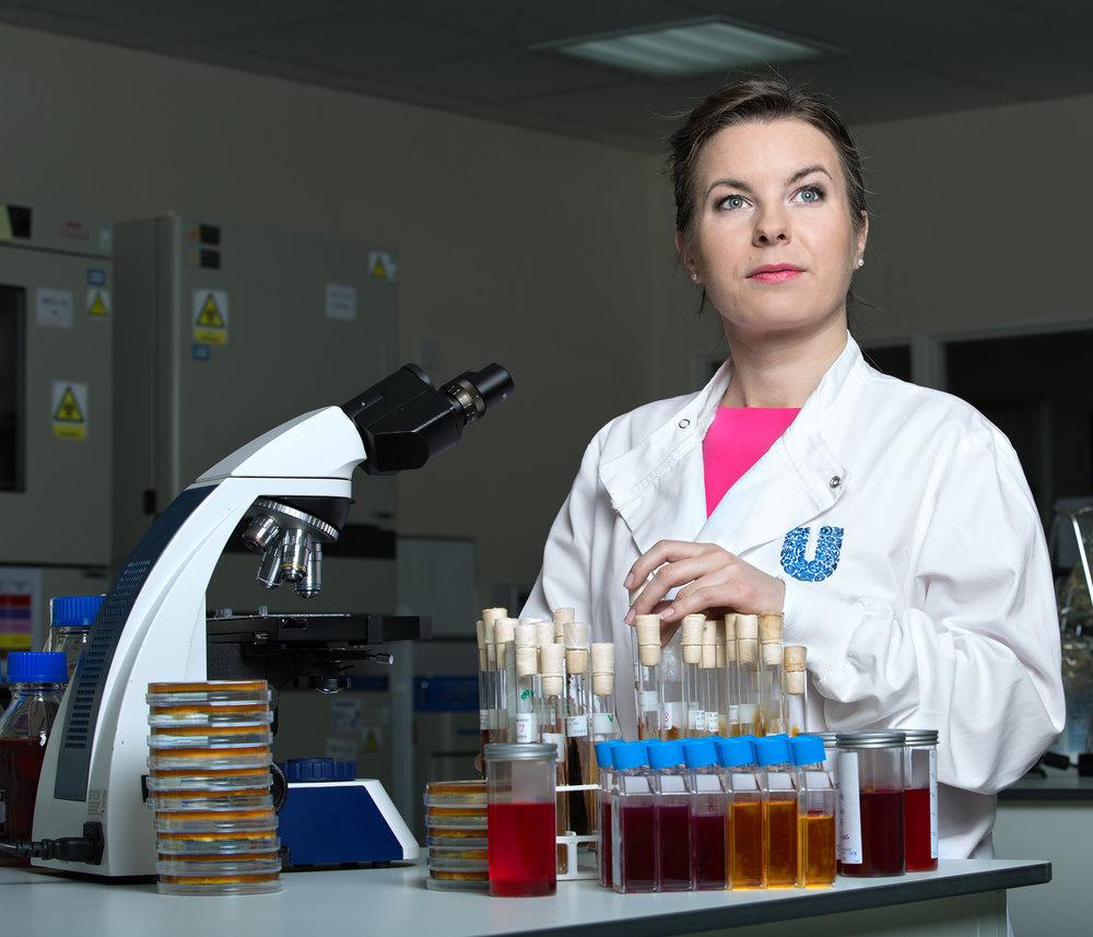 Ewelina Wachnicka \ Microbiologist.