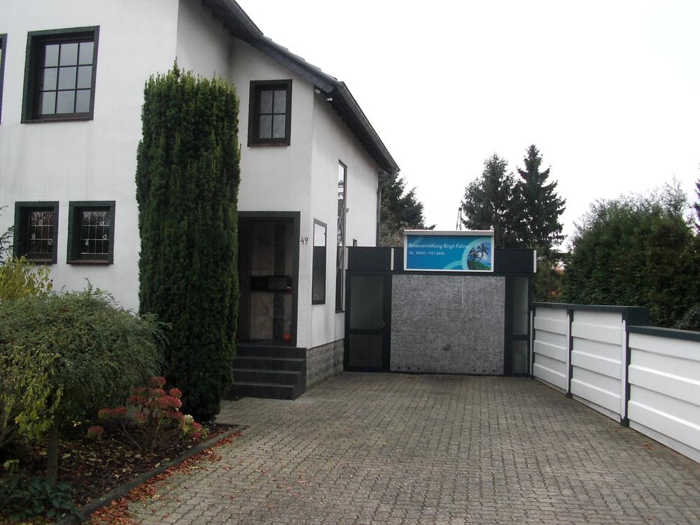 Mein Reisebüro in Geilenkirchen-Teveren