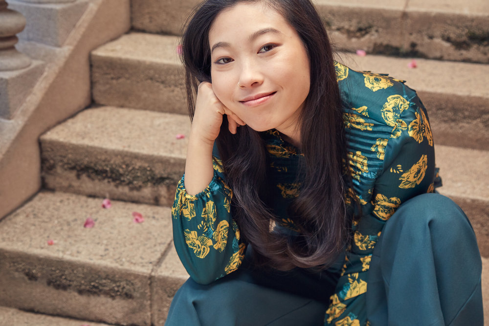 Awkwafina for Modcloth - Photographed by Mei Tao