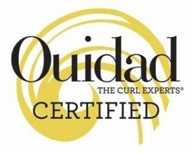 Ouidad   Shine is a certified Ouidad Salon. Our stylists are trained in the specialized cutting and styling techniques developed by the curl experts at Ouidad. We carry the full line of Ouidad products  and love to show our clients how best to use them.