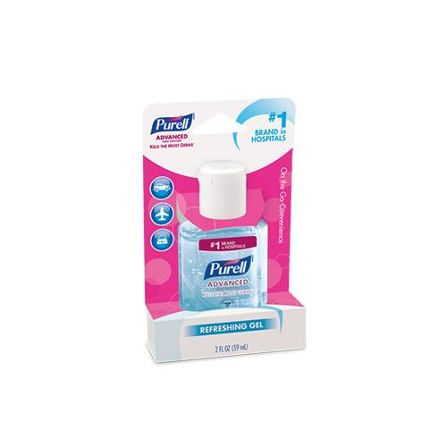 Hand Sanitizer Refreshing Gel 2 fl oz