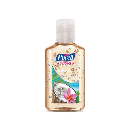 Coconut Beach Siesta Flip Top Cap  1 fl oz
