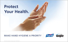 Protect Your Health. Make Hand Hygiene a Priority SCREENSAVER (240 KB)