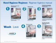 Hand Hygiene Regimen - WASH Poster (1.19 MB)