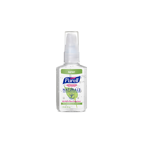 PURELL    ®     Advanced Hand Sanitizer Naturals 2 fl oz