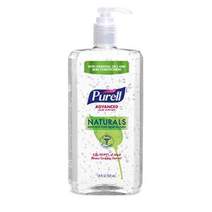 PURELL® Advanced Hand Sanitizer Naturals 28 fl oz
