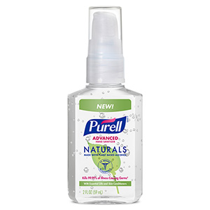PURELL® Advanced Hand Sanitizer Naturals 2 fl oz