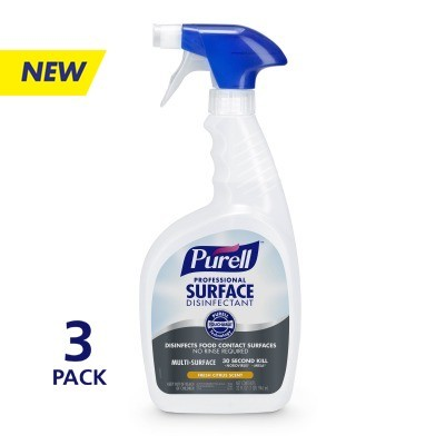 PURELL™ Professional Surface Disinfectant 32 fl oz Spray Bottle
