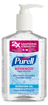 purell advanced gel