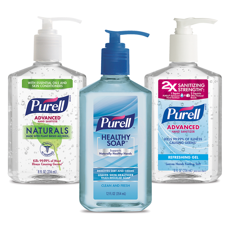 purell advanced gel