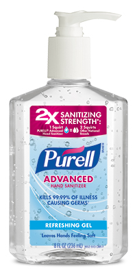 about the purell brand purell