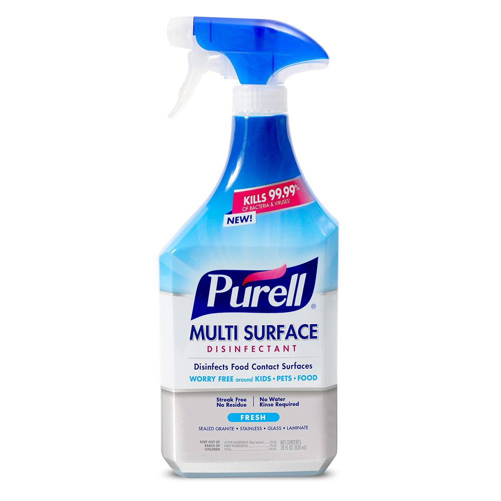 PURELL® Multi Surface Disinfectant Fresh Scent - 28 oz.