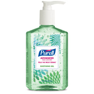 Design Series Soothing Gel       8 fl oz