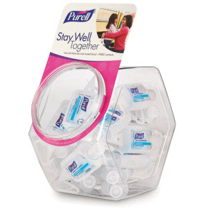 JELLY WRAP Fish Bowl Display  1 fl oz