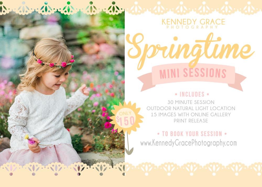 SpringtimeMiniSessions