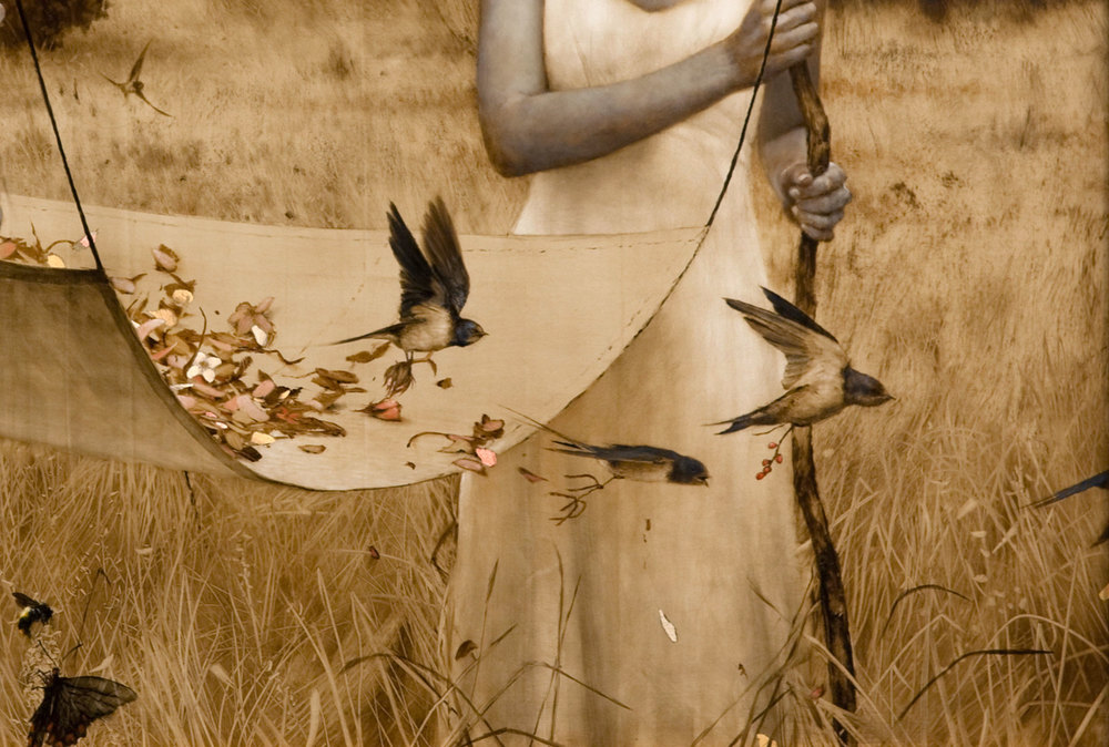 Artwork by Brad Kunkle