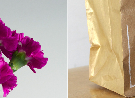 paper vase diy