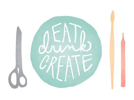 eat drink create