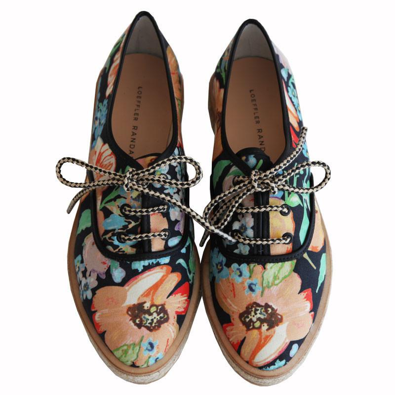 Loeffler Randall Odile Tennis Shoe