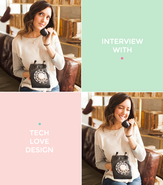 interview with techlovedesign