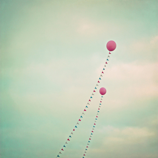 whimsical balloons by laura ruth
