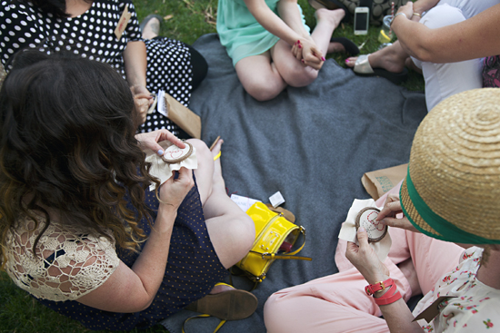 Eat Drink Create summer event. Photo by Petit Soul Photography.