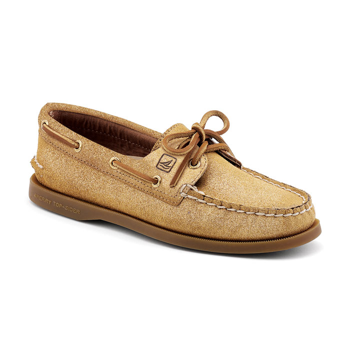 Sperry Top-Sider Gold