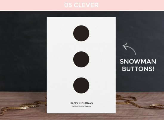 5-snowman-buttons