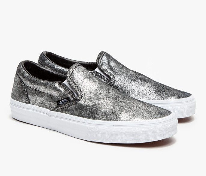 Vans Metallic Slip on