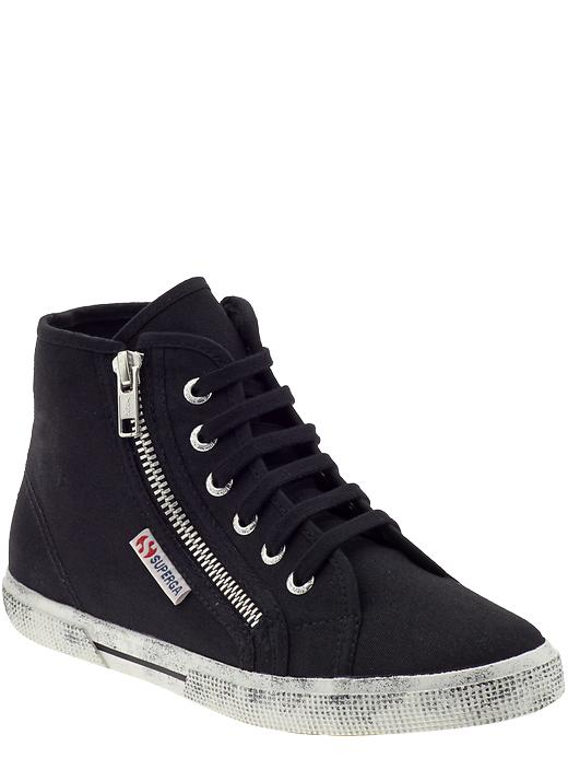 Superga zip