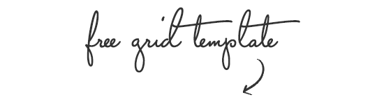free-grid-template