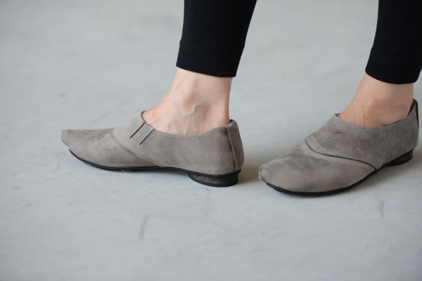 Grey Moccasin - Walk by Anat Dahari