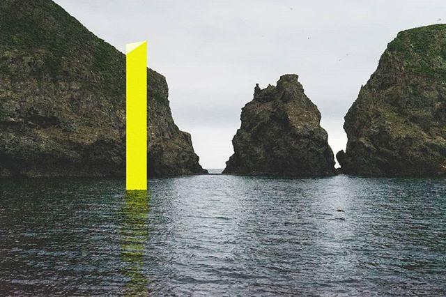 Channel Island Studies 1/3 ⠀⠀⠀⠀⠀⠀⠀⠀⠀ ⠀⠀⠀⠀⠀⠀⠀⠀⠀ #rvadesign #richmonddesign #landscapegrahics #notarchitecture