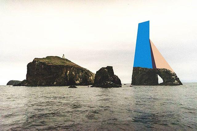 Channel Island Studies 3/3 ⠀⠀⠀⠀⠀⠀⠀⠀⠀ ⠀⠀⠀⠀⠀⠀⠀⠀⠀ #rvadesign #richmonddesign #landscapegrahics #notarchitecture