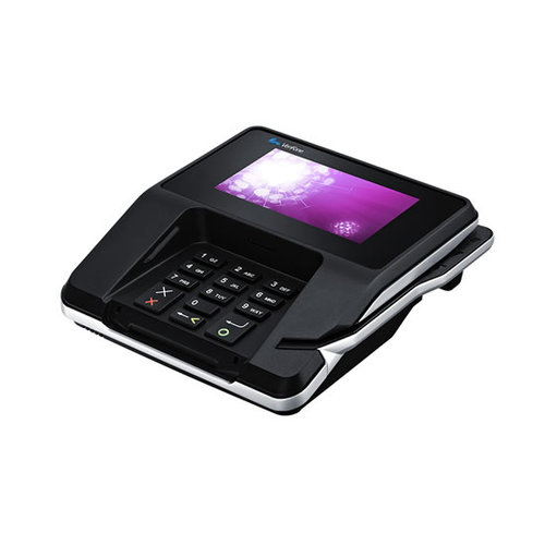 MX915 - The EMV ready 915 terminal comes with a powerful ARM11 processor, generous memory allocation and highly secure Linux-based OS operating system. It supports all of the latest payment technologies.