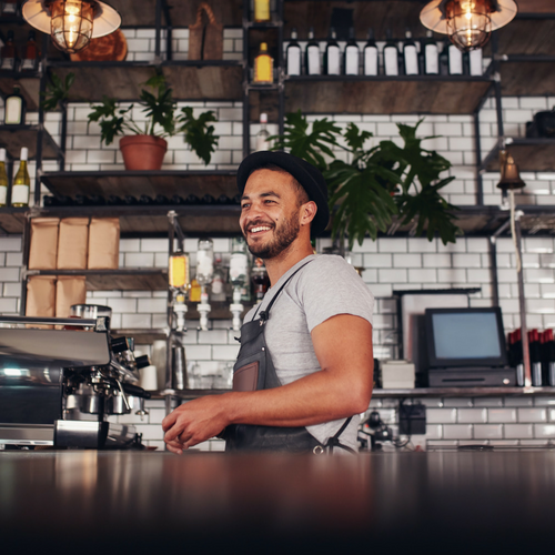 point of sale software - Point of sale software with customization features that increase work productivity with a simple yet effective work interface.